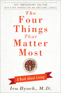 Cover - 10th Anniv. Ed. The Four Things That Matter Most